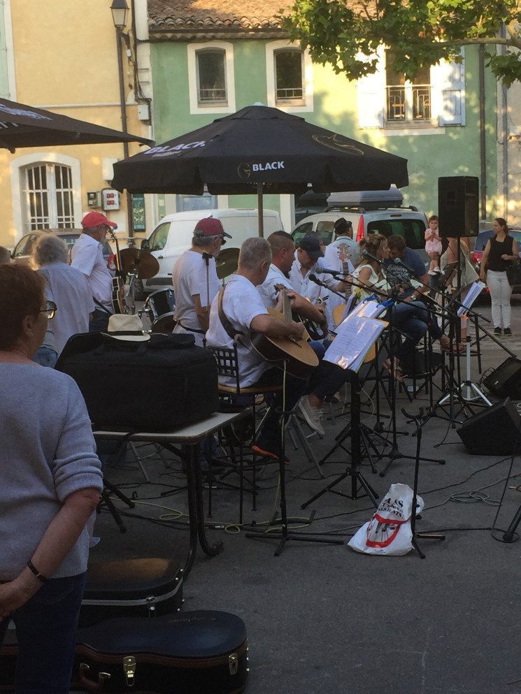The village music group