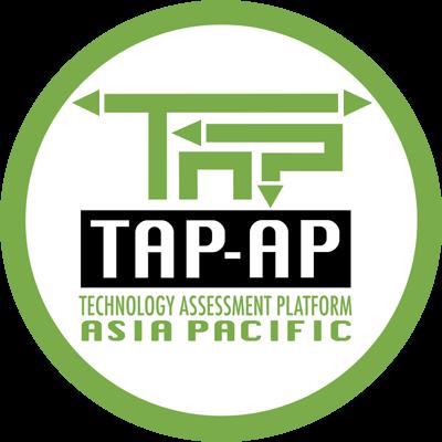 TAP AP (Technology Assessment Platform Asia-Pacific) - logo