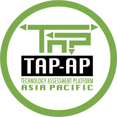 TAP AP (Technology Assessment Platform Asia-Pacific) - logo