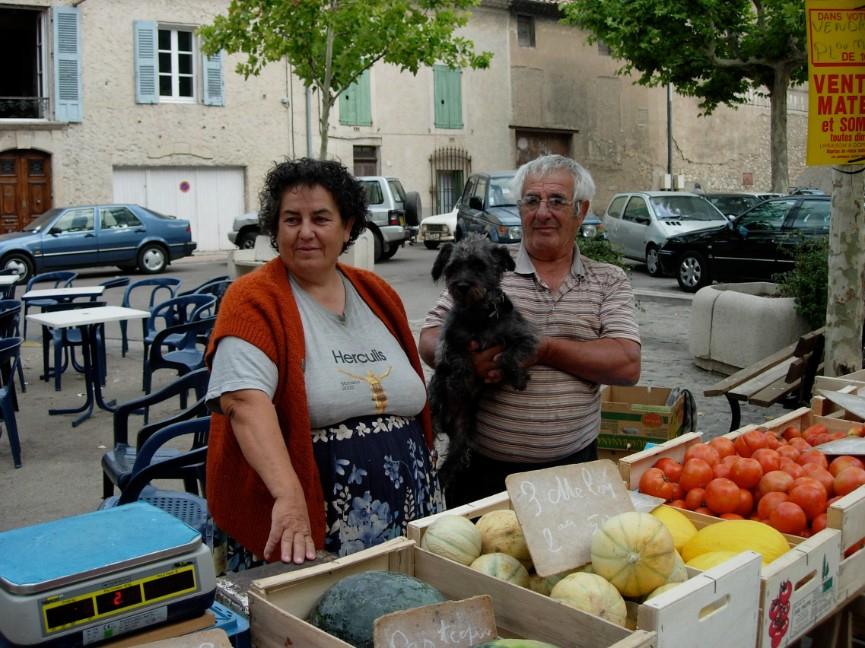 Varages - veg seller