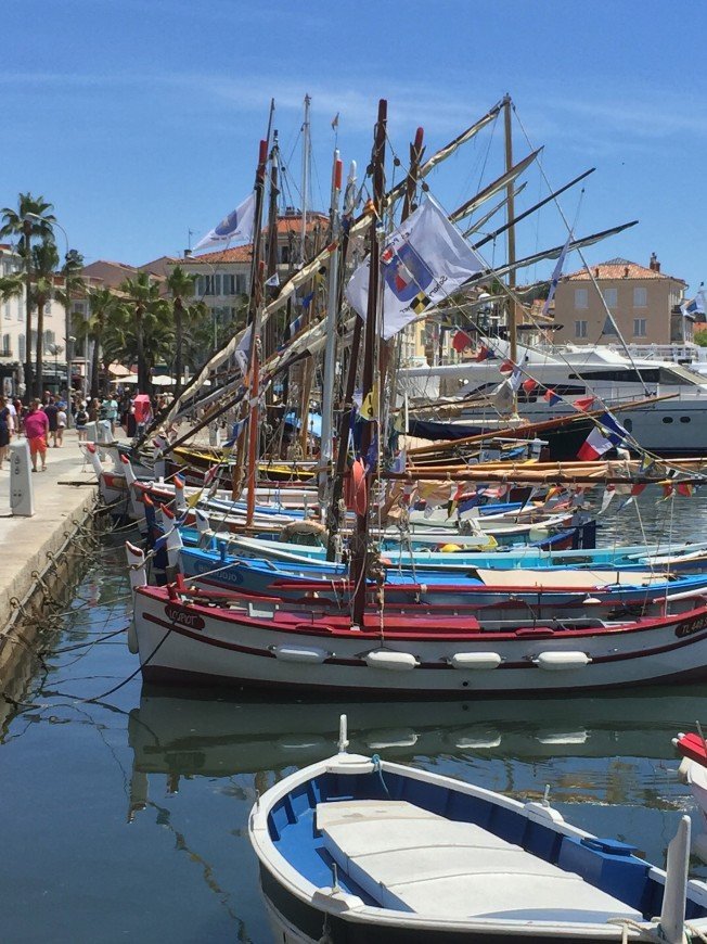 Fishing boats of Cassis