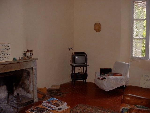 Part of the original salon