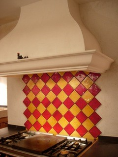 Bespoke tiles from Salernes