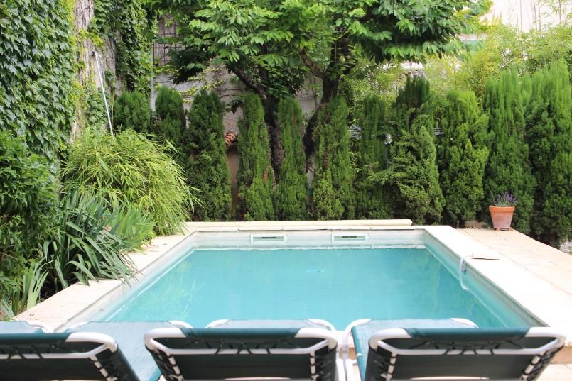 Pool & sun loungers
